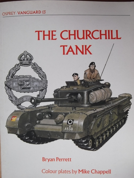 13. THE CHURCHILL TANK
