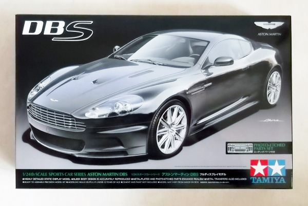 TAMIYA 1/24 24316 ASTON MARTIN DBS Model Kit