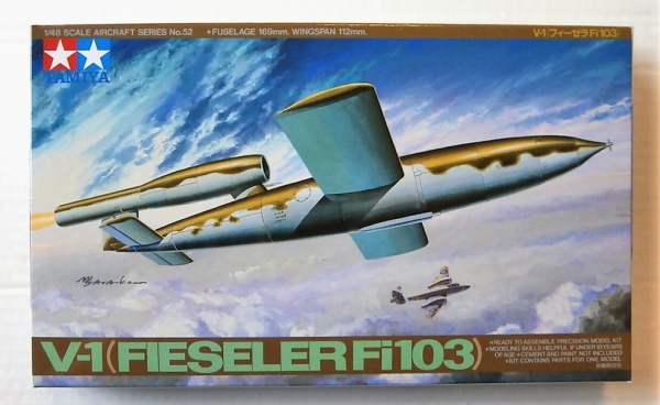 61052 V-1 FLYING BOMB FIESELER Fi 103