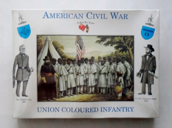 11 COLOURED UNION INFANTRY