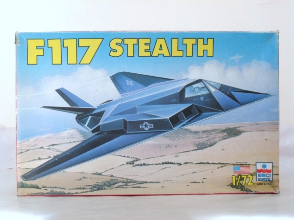 9501 F-117 STEALTH