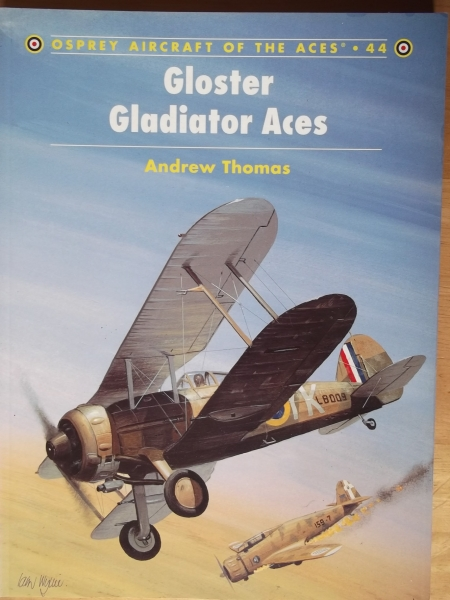 044. GLOSTER GLADIATOR ACES