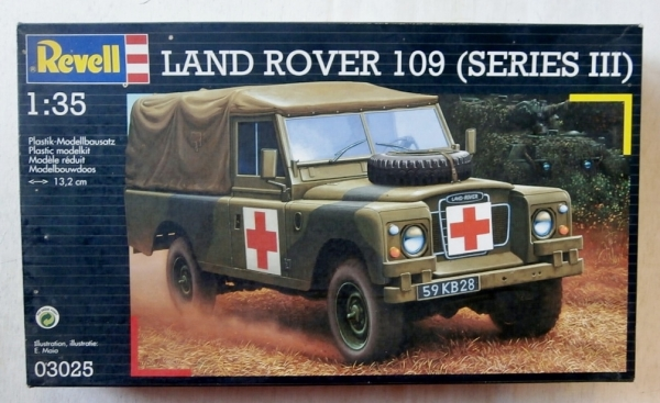 03025 LAND ROVER 109  SERIES III