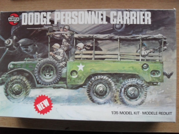 08363 DODGE PERSONNEL CARRIER