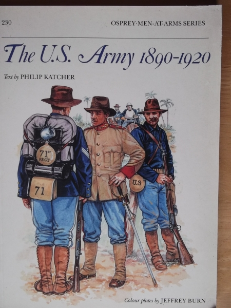 230. THE US ARMY 1890-1920