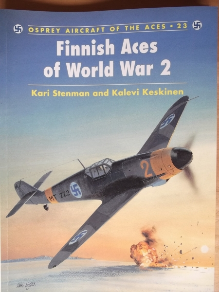 023. FINNISH ACES OF WORLD WAR 2