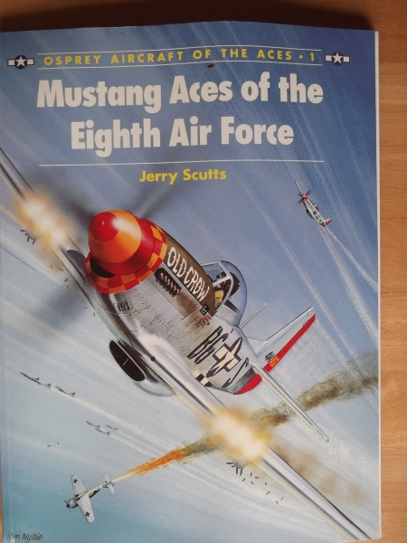 001. MUSTANG ACES OF THE EIGHTH AIR FORCE