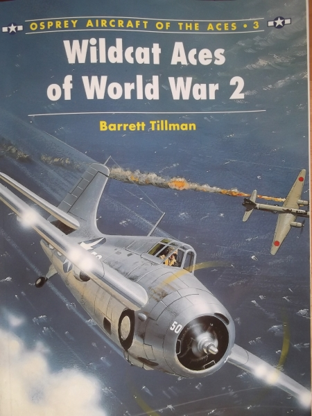 003. WILDCAT ACES OF WORLD WAR 2