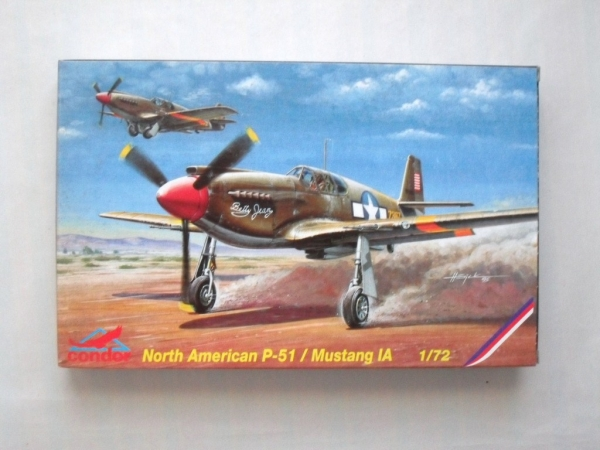 72015 NORTH AMERICAN P-51/MUSTANG IA