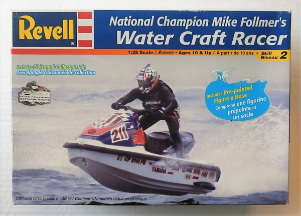 5030 MIKE FOLLMERS WATER CRAFT RACER