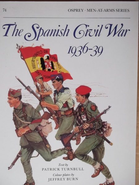 074. THE SPANISH CIVIL WAR 1936-39
