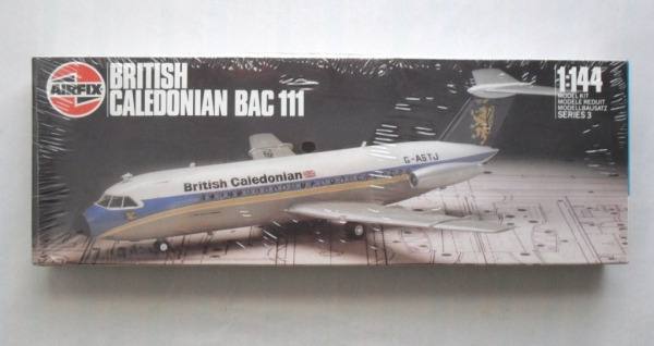 03178 BAC 111 BRITISH CALEDONIAN