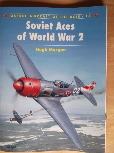 015. SOVIET ACES OF WORLD WAR 2