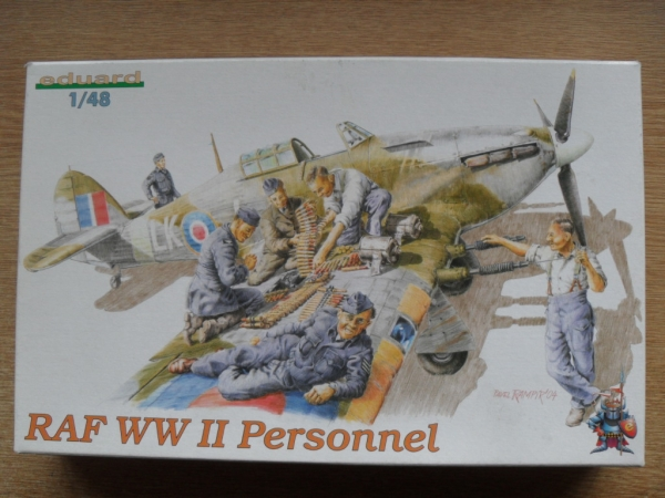 8508 WWII RAF PERSONNEL