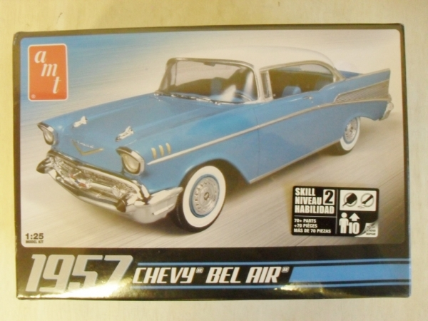 638 1957 CHEVY BEL AIR