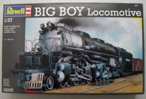 02165 BIG BOY LOCOMOTIVE