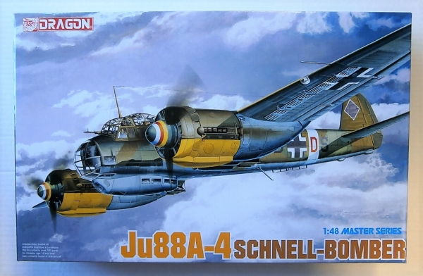 5528 JUNKERS Ju 88A-4 SCHNELL BOMBER