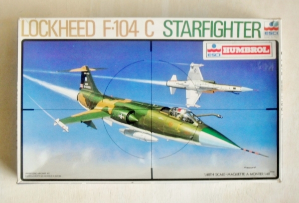 4013 LOCKHEED F-104C STARFIGHTER