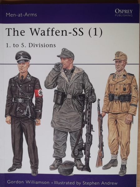401. THE WAFFEN SS  1  1-5 DIVISIONS