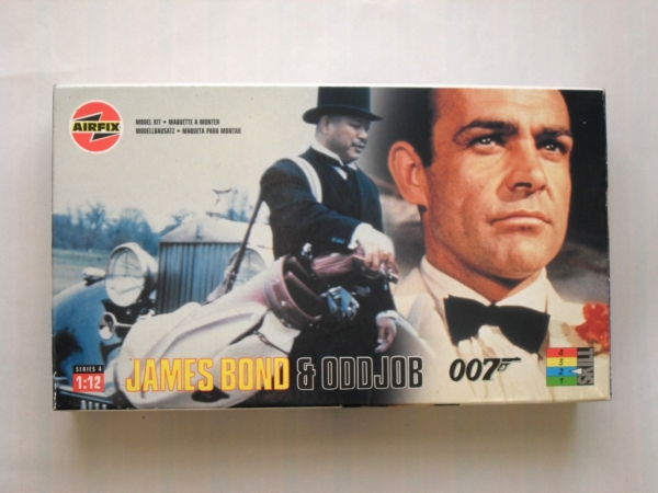 04402 JAMES BOND   ODD JOB