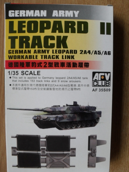 35S09 LEOPARD 2 TRACK