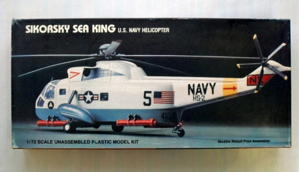 1140 SIKORSKY SEA KING