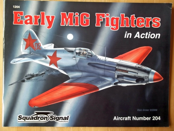 1204. EARLY MiG FIGHTERS