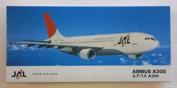10731 AIRBUS A300 JAL