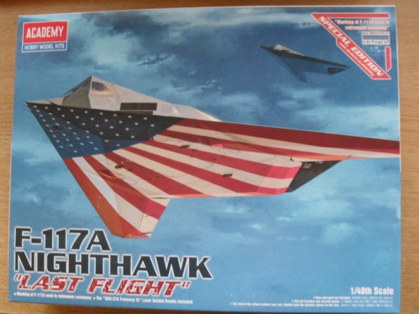 12219 F-117A NIGHTHAWK LAST FLIGHT