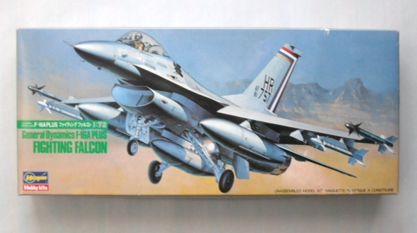 601 GENERAL DYNAMICS F-16A PLUS FIGHTING FALCON