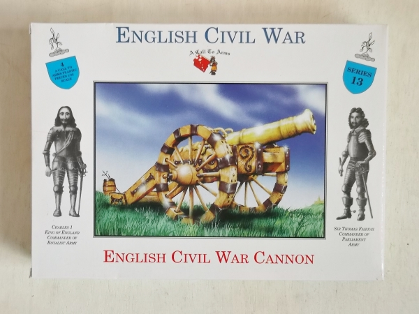 13 ENGLISH CIVIL WAR CANNON