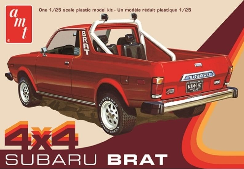 1128 1978 SUBARU BRAT PICK-UP