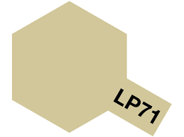 82171 LP-71 CHAMPAGNE GOLD LACQUER PAINT  UK SALE ONLY