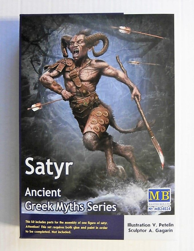 24024 ANCIENT GREEK MYTHS SERIES  SATYR
