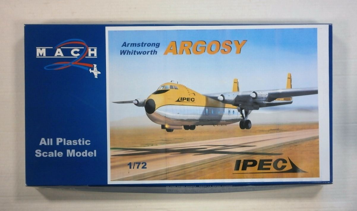088 ARMSTRONG WHITWORTH ARGOSY  IPEC