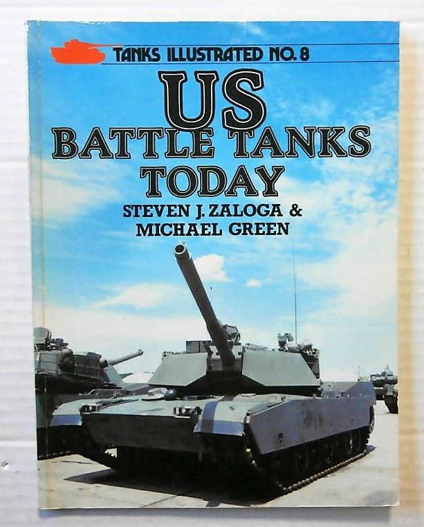 08. US BATTLE TANKS TODAY