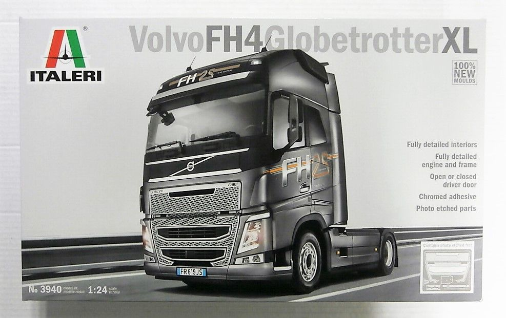 3940 VOLVO FH4 GLOBETROTTER XL