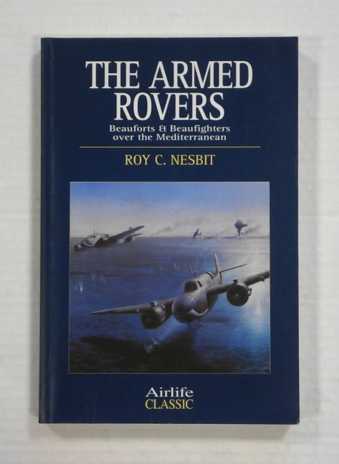ZB1339 AIRLIFE CLASSIC THE ARMED ROVERS - ROY C. NESBIT