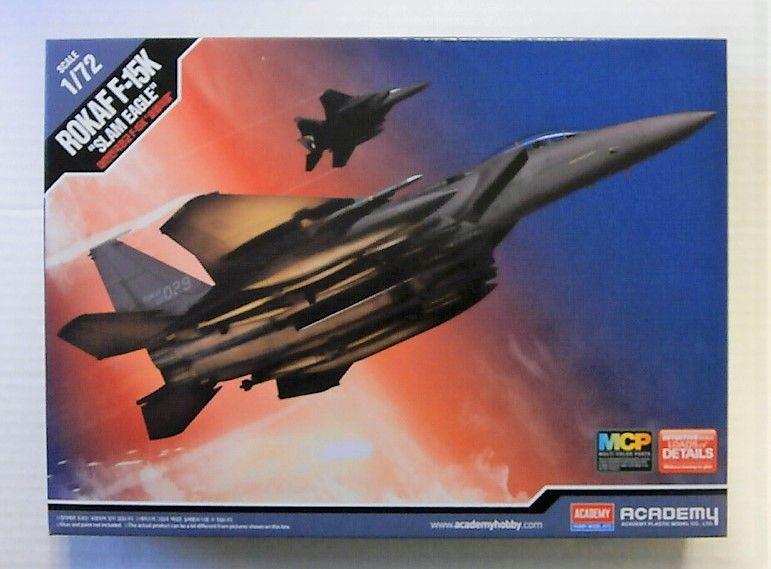 """Academy ROKAF F-15K /""""Slam Eagle/"""" 1:72 Academy 12554"""