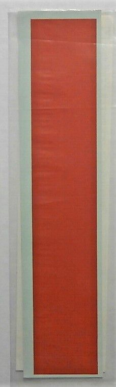 2677. TF5 TRIM FILM SOLID COLOUR - RED