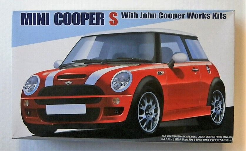 12253 MINI COOPER S WITH JOHN COOPER WORKS KIT