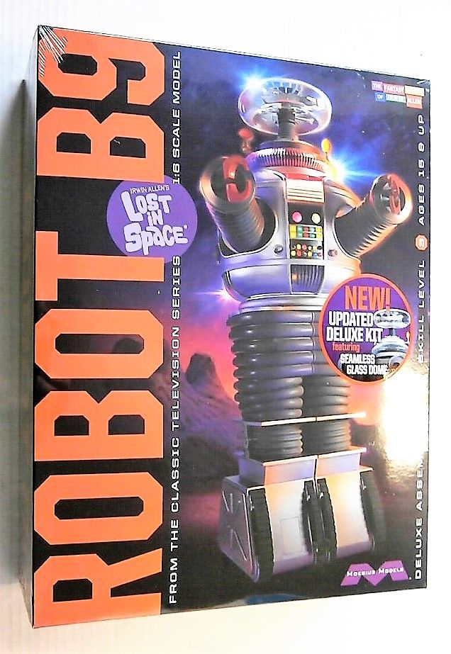 949 LOST IN SPACE ROBOT B9 DELUXE KIT