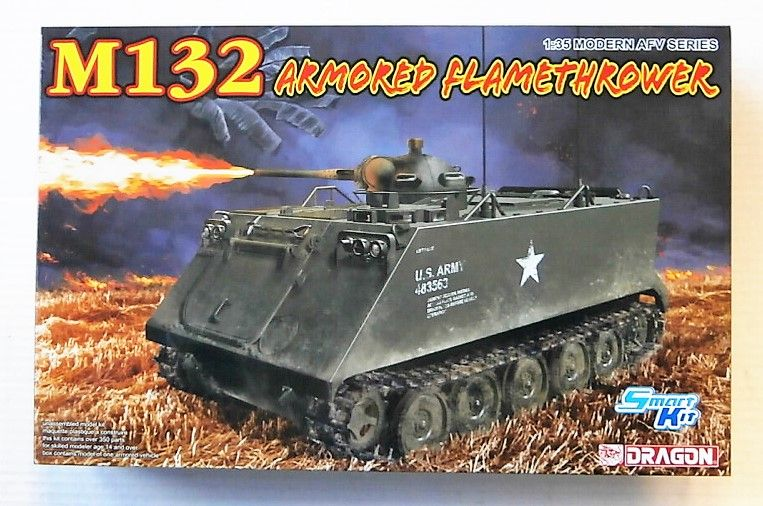 3621 M132 ARMOURED FLAMETHROWER