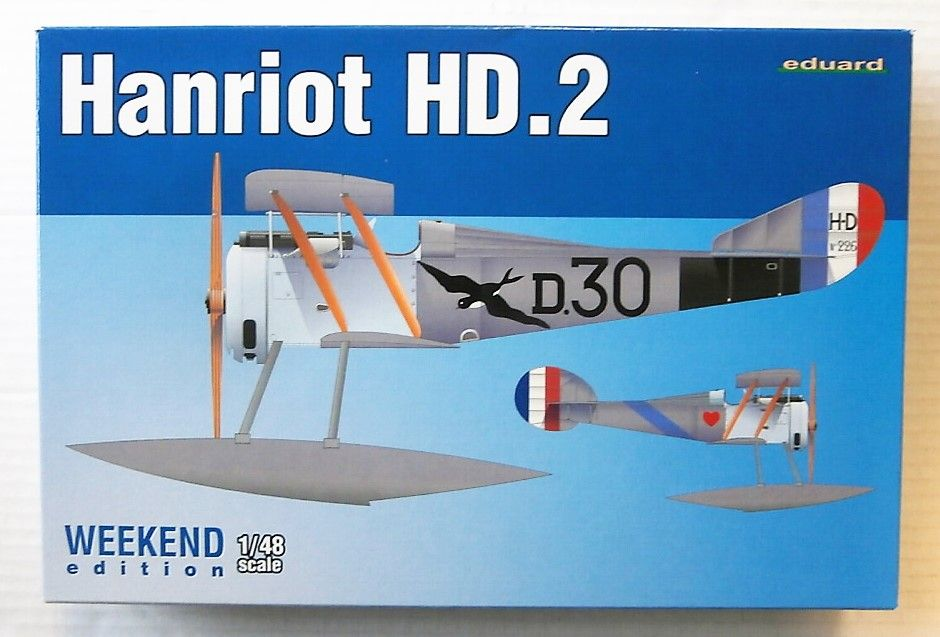 8413 HANRIOT HD.2 WEEKEND EDITION