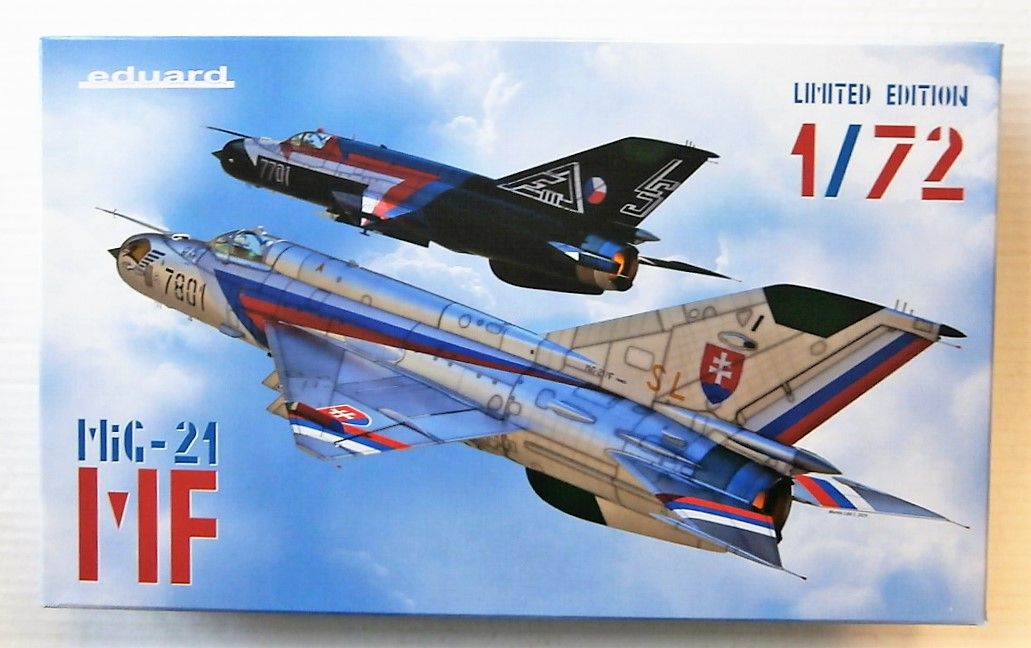 2127 MiG-21 MF LIMITED EDITION