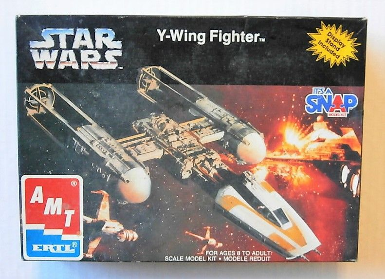 8934 STAR WARS Y-WING FIGHTER