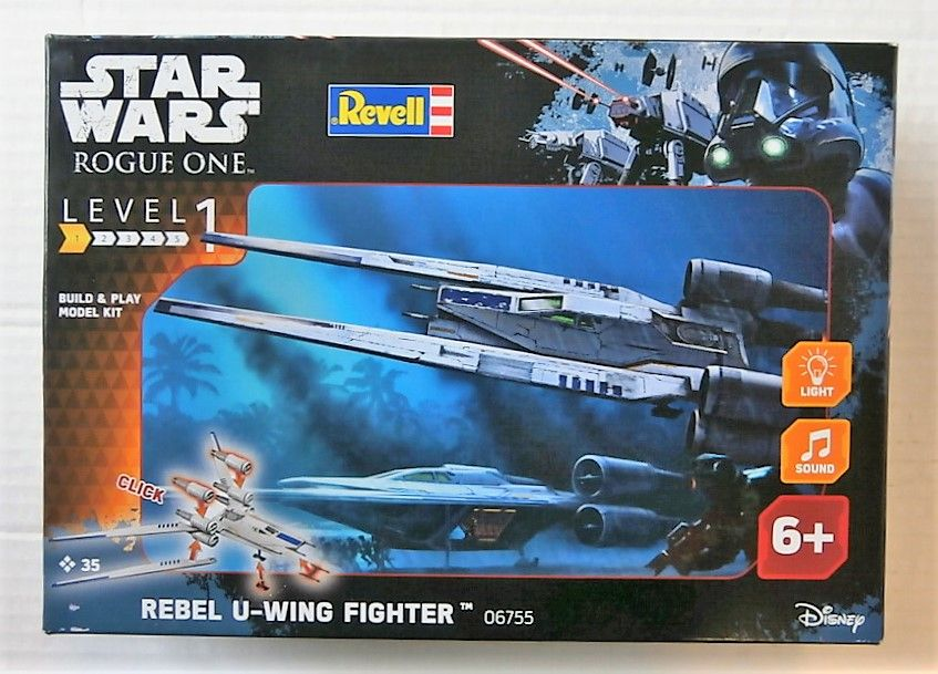 06755 STAR WARS ROGUE ONE REBEL U-WING FIGHTER