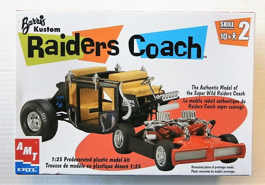 30261 RAIDERS COACH