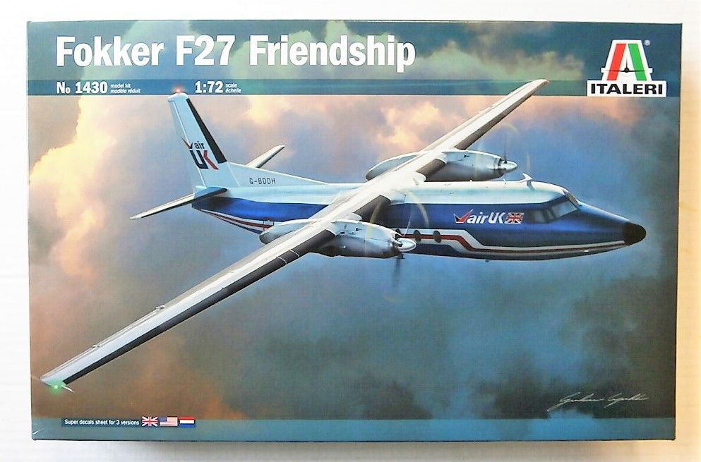 1430 FOKKER F27 FRIENDSHIP