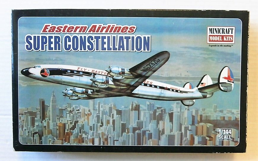 14491 EASTERN AIRLINES SUPER CONSTELLATION
